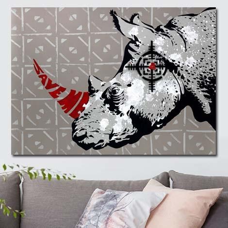 Série rhino Save Me de FredGeno