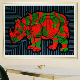 Série rhino Match Colors de Fredgeno