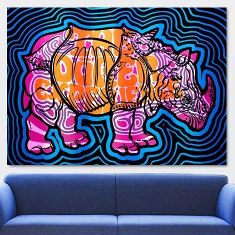 Série rhino The Durer Experience de Fredgeno