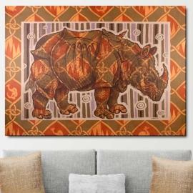 Série rhino Rhinozati de Fredgeno