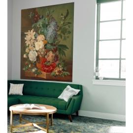 Papier peint panoramique Flowers Terra Cotta Vase
