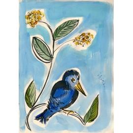 Série Les oiseaux
